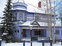 colorado trail house
