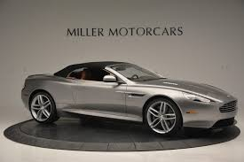 used aston martin for sale 2016 aston martin db9 gt volante stock a1173 for sale near