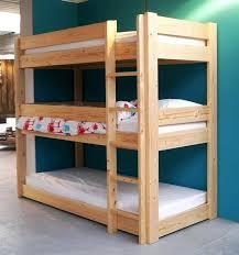 Build A Bunk Bed Bunk Bed Plans Bunk Beds With Plans Loft Bed Plans White