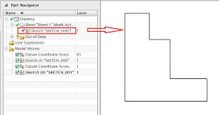 solved drafting sketch to modeling siemens plm community 404050