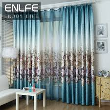 Blackout Curtains And Blinds Enlfe Romantic Brand Luxury Blackout Window Curtain 150cm X 270cm