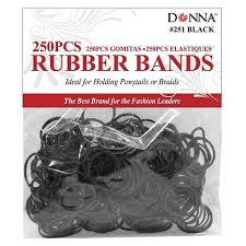 hair rubber bands donna hair rubber bands 250 ct target