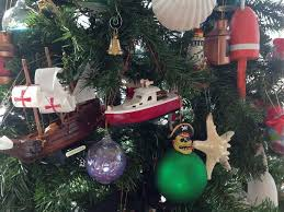 buy red wooden lobster boat christmas tree ornament boat models