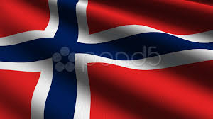 Flag Of Norway Norway Flag Close Up Stock Video Footage 885115 Pond5