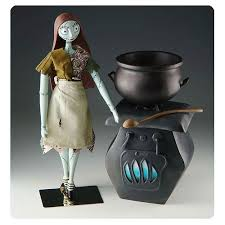 nightmare before sally cooking deluxe figure groove
