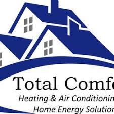 Total Comfort Hvac Total Comfort Heating U0026 Air Conditioning Heating U0026 Air