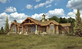 ranch style home plans 1 story cabin house plans new log cabin ranch style home plans e