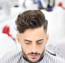 mens 50 plus hair style men hairstyle mens hairstyles for wavy thick hair images using