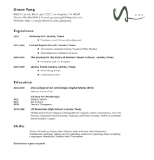 kinds of resume format types of resume format exles sles resumes formats sle