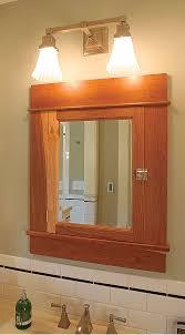 Shaker Medicine Cabinet Affordable Mail Order Medicine Cabinets Fine Homebuilding