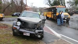 suv bus crash on cape cod wjar