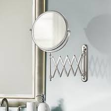 wall mounted makeup mirrors magnifying lighted u0026 more lamps plus