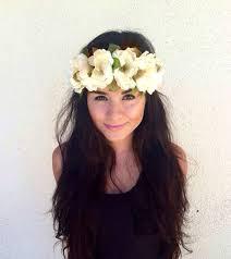 festival flower headbands flower crown flower headband coachella festival