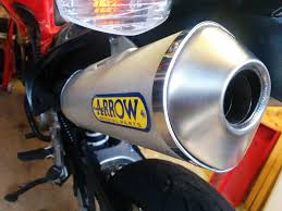 honda fmx for sale fmx650 exhaust system flat slide carb and k u0026n filter