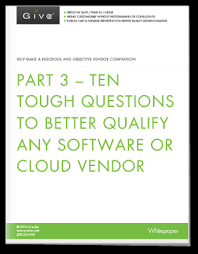 part 3 ten more questions to qualify software cloud vendors giva