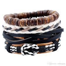 diy bracelet men images 2018 2017 fashion men diy bracelet sets woven leather bracelet men jpg
