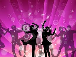 disco meaning dancer and celebration royalty free