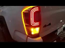 2016 toyota tacoma tail light 2017 toyota tacoma retrofit taillights from tacomaworld user