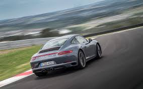 porsche 911 2017 2017 porsche 911 carrera 4s targa and turbo s we u0027re driving them