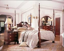 carriage house queen broken pediment rice bed by kincaid home