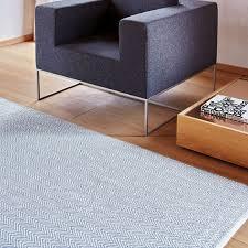 Zig Zag Floor L Zigzag Design Woven Cotton Rugs From Liv Heugah Interiors