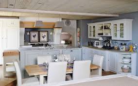 Blue Painted Kitchen Cabinets Kitchen Design Cabinet Pulls And Knobs Ideas Gray Kitchen Table