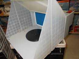 spray booth extractor fan portable spray booth with extractor fan turntable veteranus