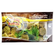 basma cuisine basma half frid falafel 400g saveco com shopping in kuwait