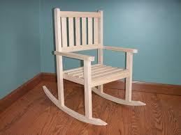 Wooden Rocking Chair Kids Perfect Unfinished Wooden Rocking Chairs And Kids Rocking Chair