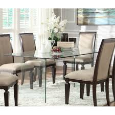 dining room tables glass top dining tables glass dining room tables rectangular glass top