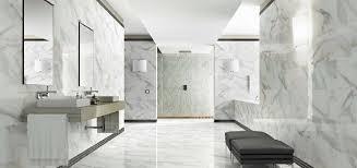 Bathroom Tiles Toronto - real calcutta polished porcelain tile modern bathroom