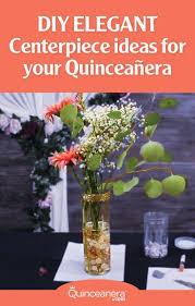 Quinceanera Table Centerpieces 106 Best Quinceanera Centerpieces Images On Pinterest