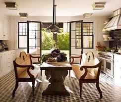 Traditional French Kitchens - natalie toy interior design inspiration for a classic french kitchen