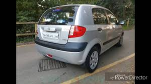 2006 hyundai getz 1 1cc manual youtube
