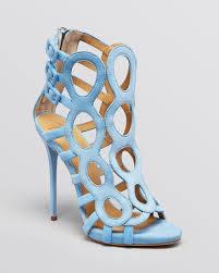 Light Blue High Heels Baby Blue High Heels Is Heel