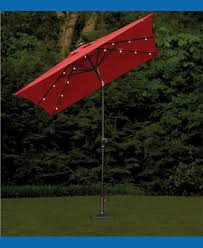 Red Rectangular Patio Umbrella Rectangular Patio Umbrella Costco Nucleus Home