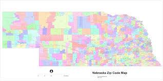 Map Of Counties In Nebraska Fresh Oklahoma City Zip Code Map Cashin60seconds Info