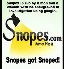 Challenge Snopes Can Snopes Be Trusted On Health Issues
