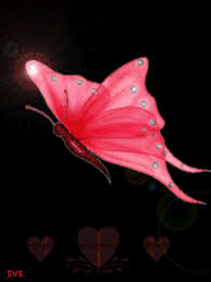 heart fly wallpapers beautiful heart animations pictures beautiful butterfly animated