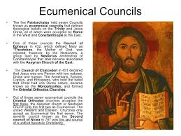 Ecumenical Councils Of The Catholic Church Definition Eastern Christianity