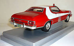 Ford Gran Torino Starsky And Hutch Ertl 1 18 1976 Ford Gran Torino Starsky U0026 Hutch Diecast Zone