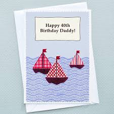 doc 900871 personalised 40th birthday cards for men