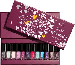 julep 12 piece mini polish free gift with new subscription