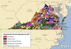 Charlottesville Zip Code Map by Examining Virginia U0027s Political Leanings U2013 Pam Allison