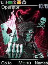themes nokia 5130 xpressmusic nokia 5130 skull themes