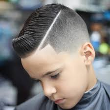 boys haircut with sides hard part haircut can transform the dullest hairstyle and make it