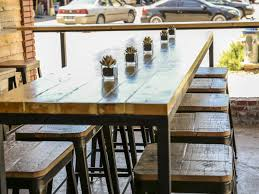Dining Room Sets Dallas Tx The 25 Best Patios In Dfw For Drinking And Dining