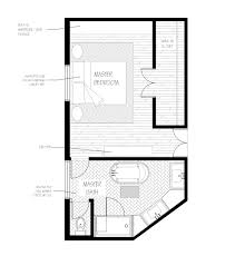 master suites floor plans 2 d plans elevations u0026 sections u2013 genzen design