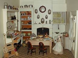 dolls house kitchen furniture a 19th century dolls house designed to dazzle tunbridge