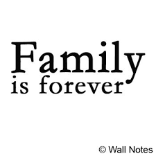 family is forever vinyl wall your walls your style